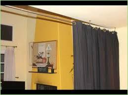 Diy Hanging Room Divider Bedroom Dividers Curtains Incorporate Diy Hanging Room Dividers