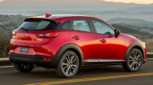 mazda small cars 2016 battle of the u0027cute utes u0027 honda hr v is spacious mazda cx 3 is