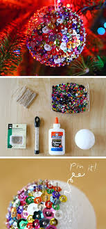 make your own ornaments diy