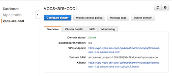 amazon elasticsearch service now supports vpc aws news blog