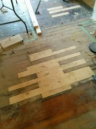 Uneven Wood Floor Floors Beckymakes