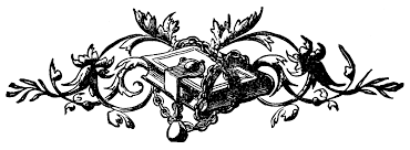 vintage clip printer ornaments the graphics