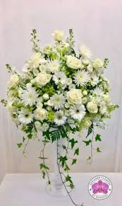 wedding flowers manchester and white avalanche roses calla lilies white stocks