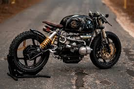 custom black bmw bmw r100 28