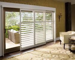 patio door window treatment ideas u2013 outdoor design
