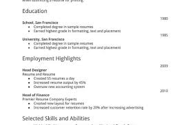 Ms Resume Templates Free Resume 23 Cover Letter Template For Microsoft Resume Maker