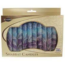 havdallah candle shabbat candles u2013 zion judaica