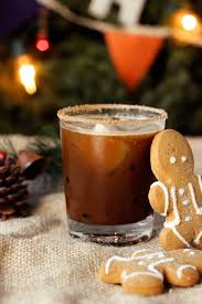 gingerbread martini recipe gingerbread cookie cocktail gluten free vegan tasty yummies