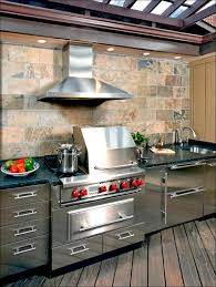 stainless steel cabinets for outdoor kitchens kitchen outdoor metal cabinet built in grill kenmore white