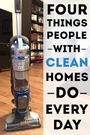 make my house 4 things i do every night to make my house look clean in minutes