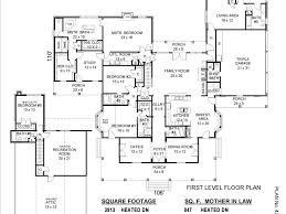 In Law Housing House Plans With Mother In Law Apartment Vdomisad Info