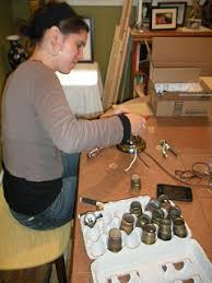Rewire Light Fixture Ben And Kate Renovate Restoring The Original Light Fixtures Part 2