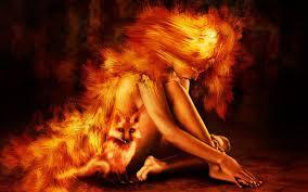 girls fire hd of 1920x1200 594021 girls fire