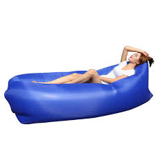 canap gonflable ext rieur dernier canapé gonflable pour dormir plage cing extérieur lit