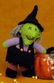 amigurumi witch pattern 5 creepy and free crochet patterns for halloween crochet