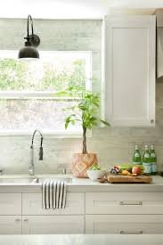 Window Kitchen Backsplash Design Ideas