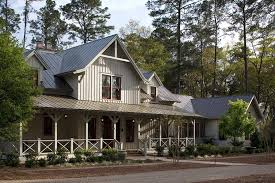 metal porch railing exterior tropical with board and batten cabin