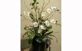 artificial flower arrangements modern artificial flower arrangements