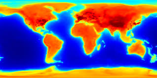 Global Map Of The World by Global Antineutrino Emission Map Highlights Earth U0027s Energy Budget