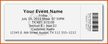 sports ticket template 8 sports ticket templates free psd ai
