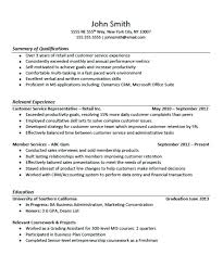 How To Do A Resume With No Work Experience Sample Resume For Bank Teller With No Experience