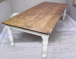 farmhouse table seats 10 farm table to seat 10 wonderful large farmhouse style dining table