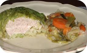 cuisiner un choux vert cuisiner le choux vert unique mini choux farcis au poulet design à