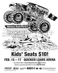 best monster truck show download coloring pages monster jam coloring pages monster jam