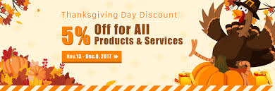 thanksgiving day discount