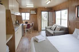 2 Bedroom Accommodation Adelaide Norfolk Cabin 5 Person Adelaide Shores