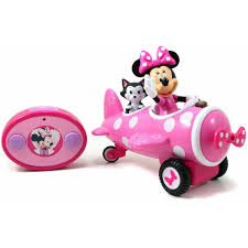 disney minnie mouse airplane pink walmart