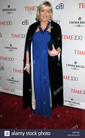 marine le pen attending the time 100 gala time u0027s 100 most stock