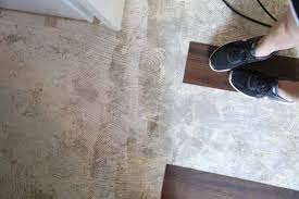 how to install vinyl plank flooring renovations