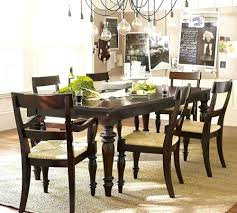 Bassett Dining Room Sets Dining Tables Distressed Wood Dining Tables Round Glass Dining