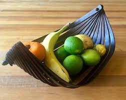 modern fruit basket modern fruit basket etsy