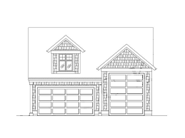 rv garage plans craftsman style rv garage plan with loft 024g