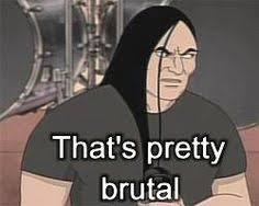 Metalocalypse Meme - metalocalypse meme brutal google search i love toki wartooth