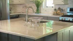 kitchen with different countertops awesome home design