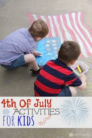 4th of july activities for kids frugal fanatic