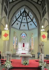 Most Pure Heart Of Mary Catholic Church St Paul The Apostle Church Greenville