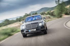 bentley bentayga silver 2017 bentley bentayga by the numbers