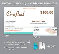 gift cards email 7 email gift certificate templates free sle exle format