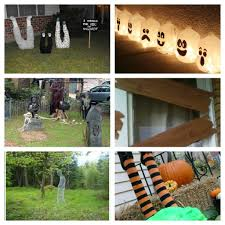cool halloween yard decorations diy halloween front yard decorations ideasidea