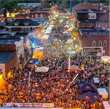 Small Town 20 Ohio Small Towns You Should Be Spending Time In This Fall