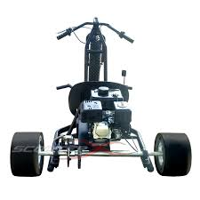6 5hp gas powered scooterx drift trike aka big wheel 3 wheeler