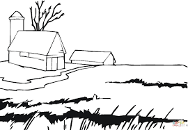 inspiring coloring pages houses 99 7951