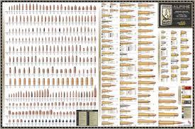 Ballistics Table Chart 40 Ballistics Chart