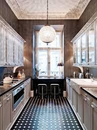 tile kitchen floors ideas wondrous galley kitchen floor tile ideas most popular layou on tile