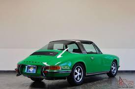 porsche 911 viper green viper green 1972 porsche 911s