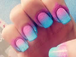 32 nail designs with makeup sponge picsrelevant